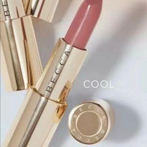 BECCA Ultimate Lipstick Sorbet Rose Pink Full Sz